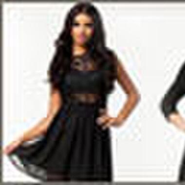 Fashion files: Little Black Dress