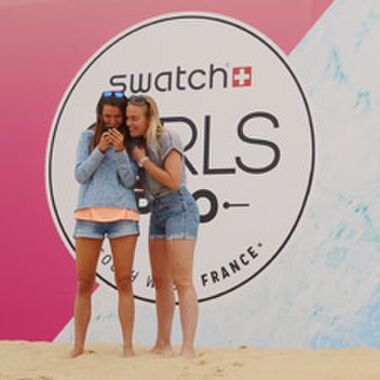Streetstyle: Swatch Girls Pro