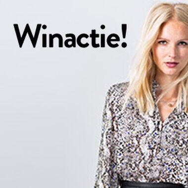 Winactie: Win € 100,- shoptegoed van V&D