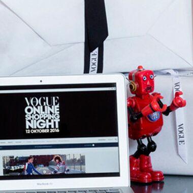 Vandaag: tot 40% korting met de Vogue Online Shopping Night