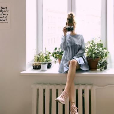 Relaxte jurkjes : de fijnste jurken voor thuiswerkdagen