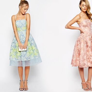 What dress to wear to a wedding?