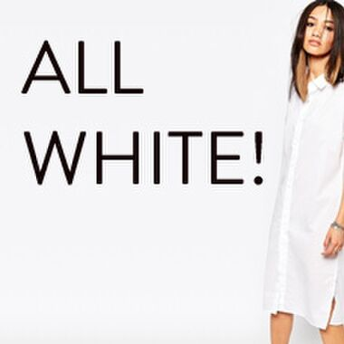 Why White's Alright: White Dresses