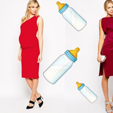 The Best Maternity Dresses For Every Occasion
